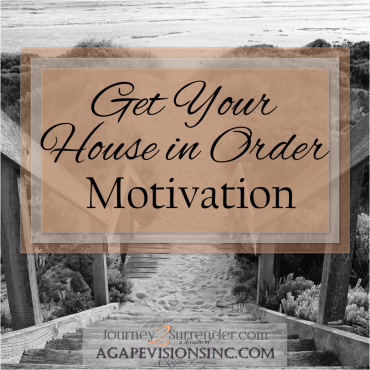 Get Your House In Order: Motivation