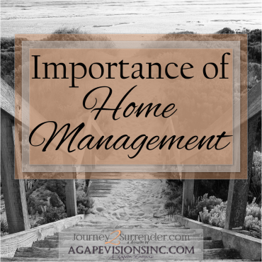 Importance of Home Management