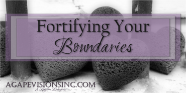 Fortify Your Boundaries