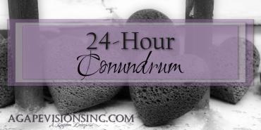 24-Hour Conundrum