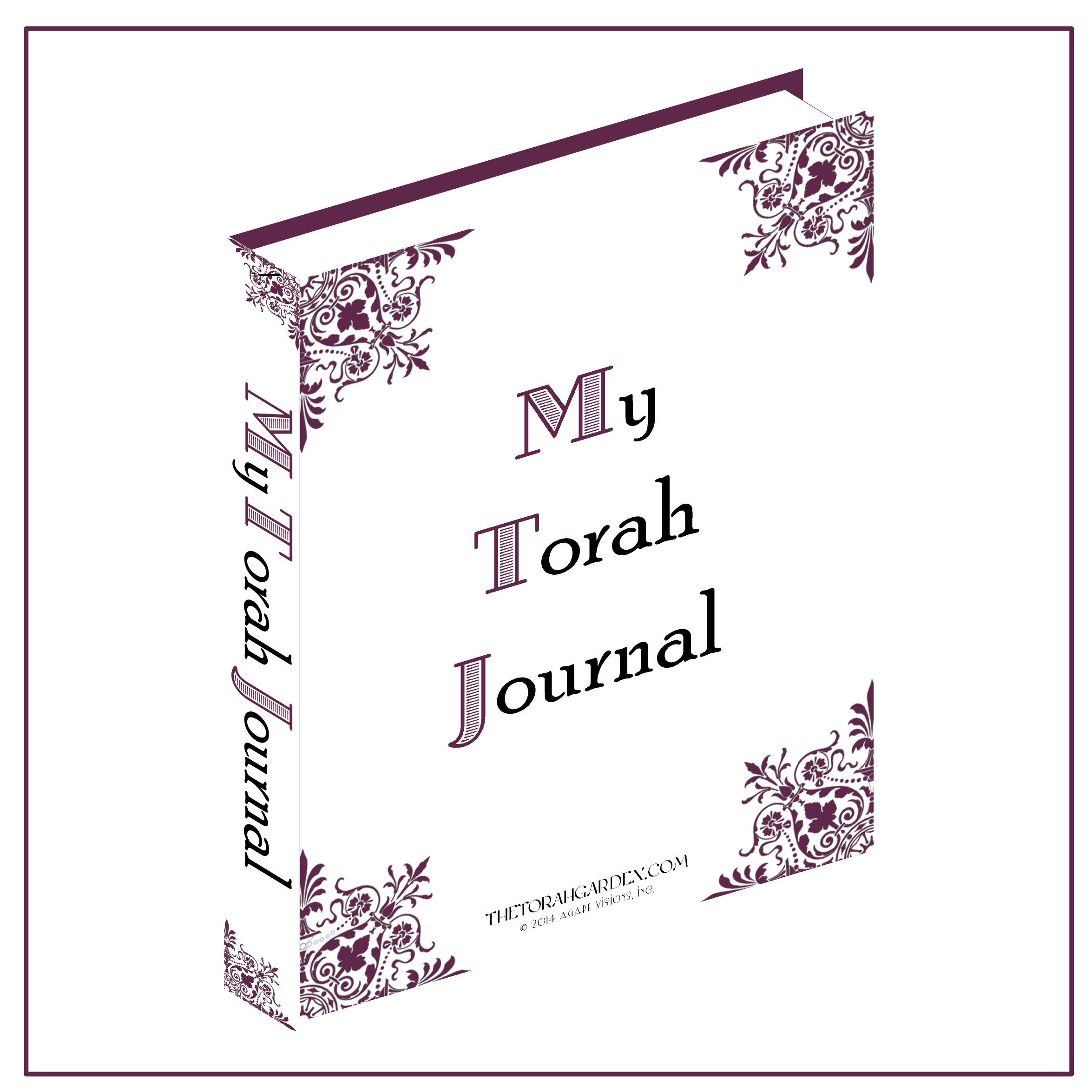 My Toral Journal via @AgapeVisionsInc