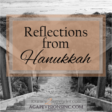 Reflections from Hanukkah