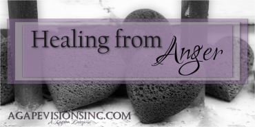 Healing From Anger