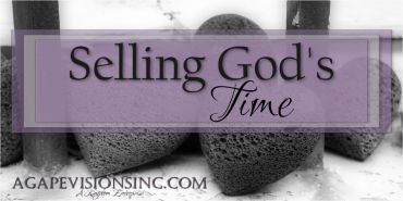 Selling God's Time