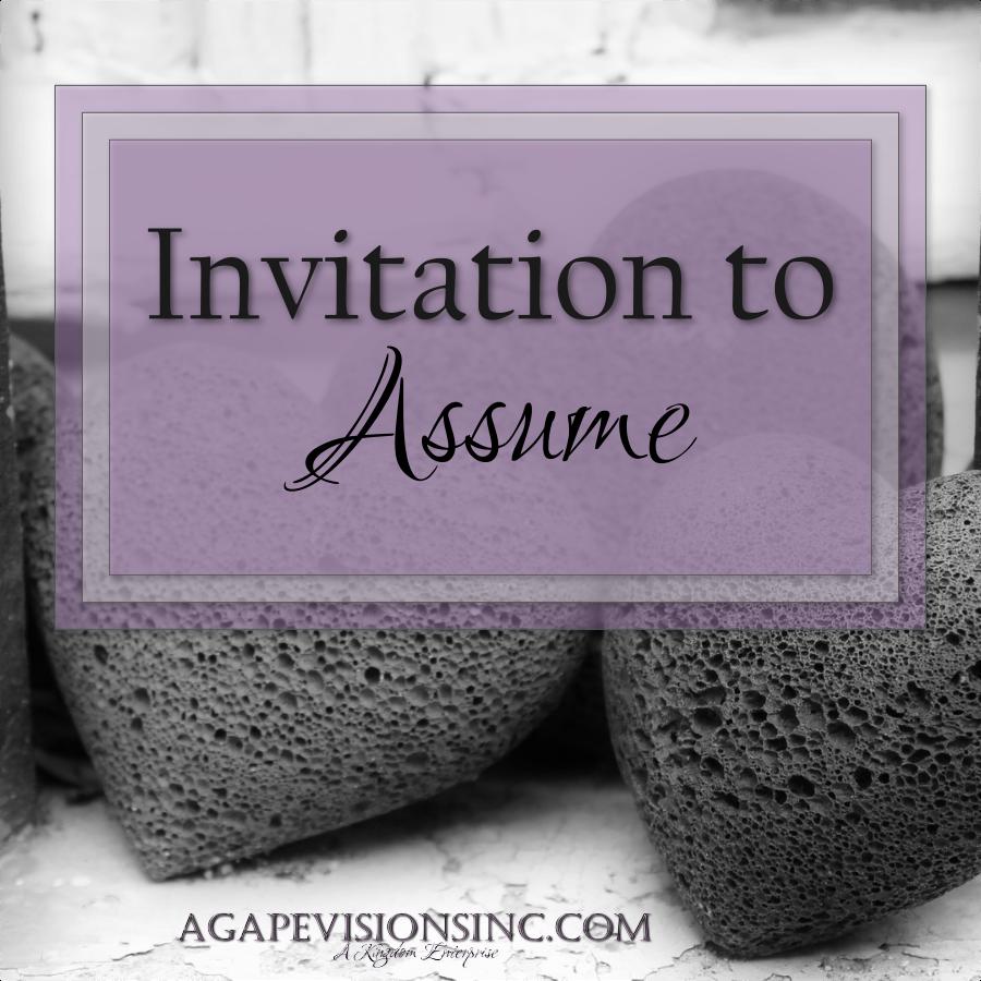 2014_03_02 Assume