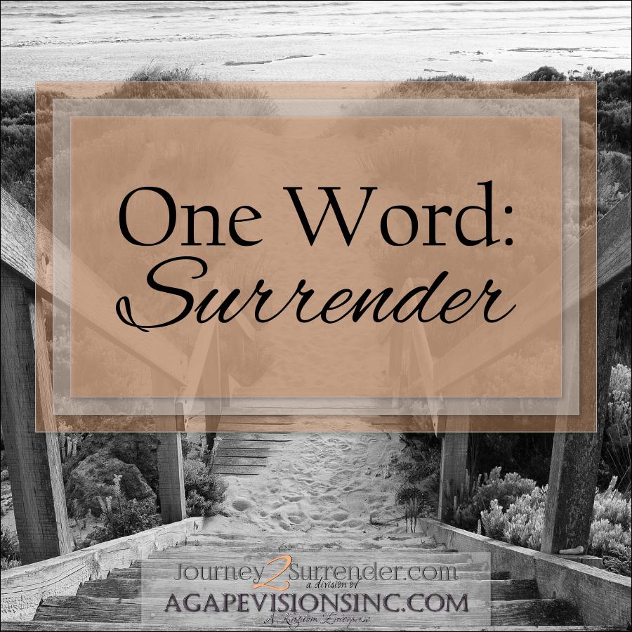 2014_03_24 Surrender