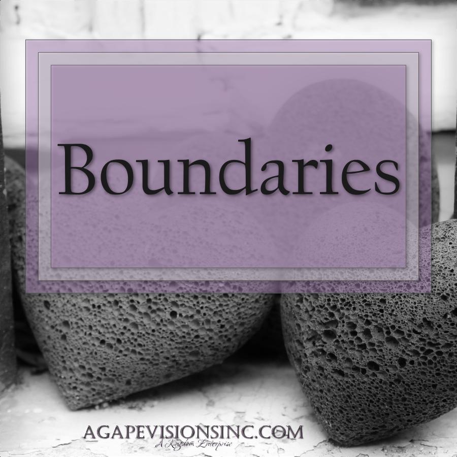2014_06_01 Boundaries