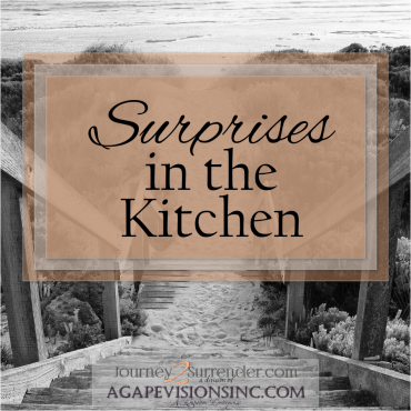 Surprises in the Kitchen