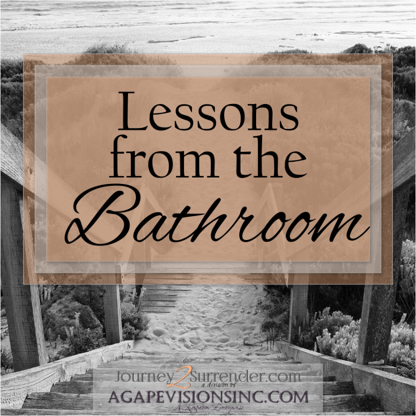 Lessons from the Bathroom