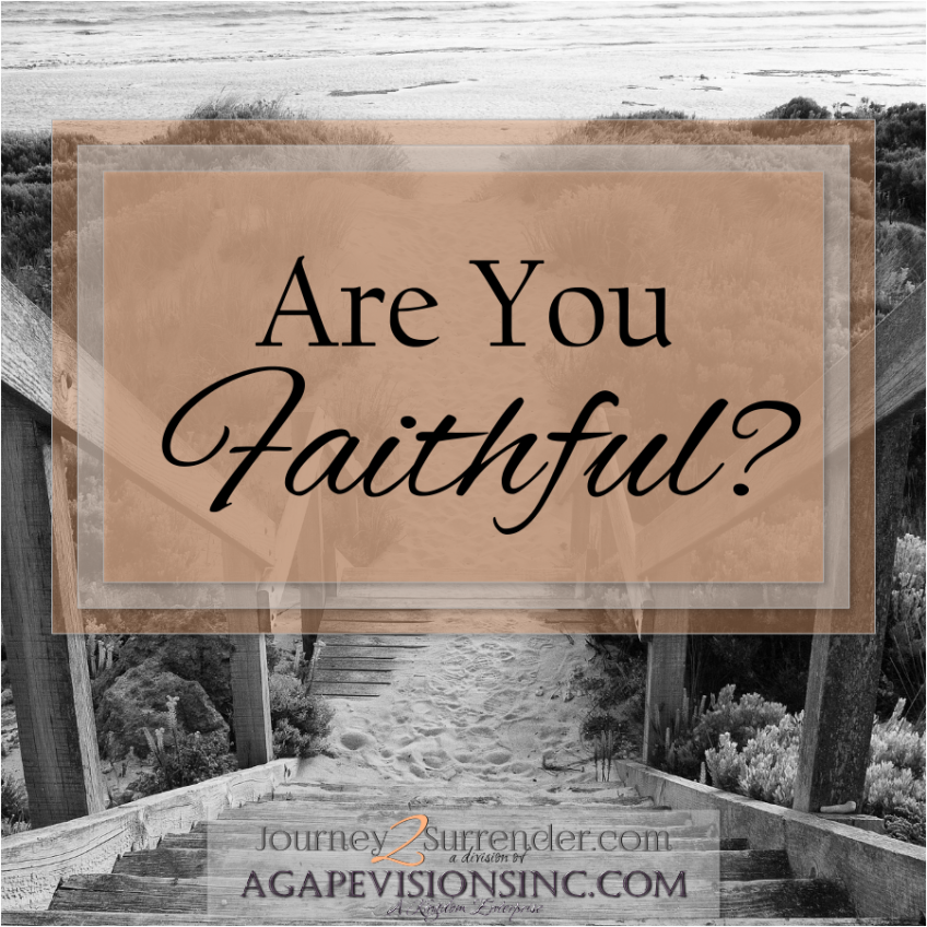 Are You Faithful?