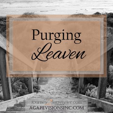 Purging Leaven