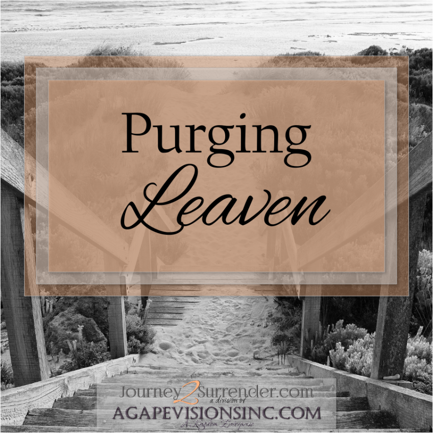 Purging Leaven