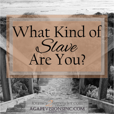 What Kind of Slave Are You?