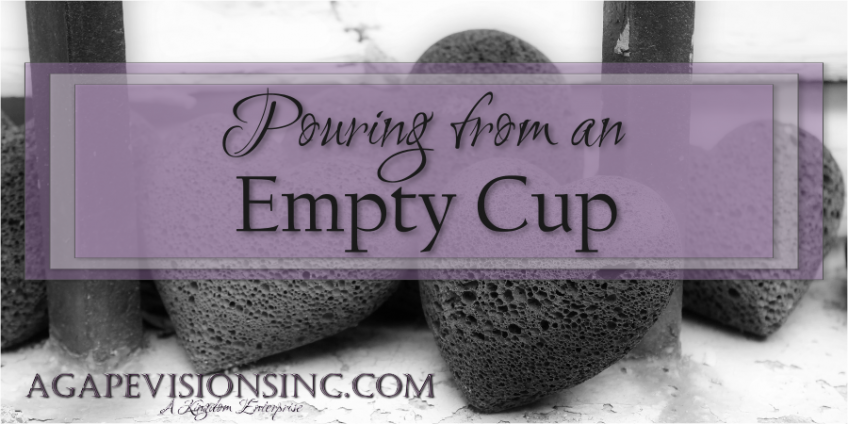 Pouring from an Empty Cup