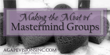 Making the Most of a Mastermind Group